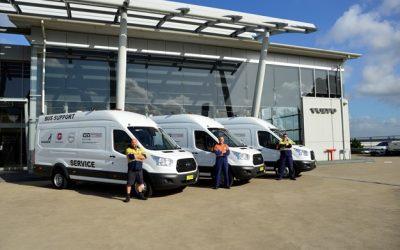 Volvo Opens AUD$35 Million Dealership in Sydney