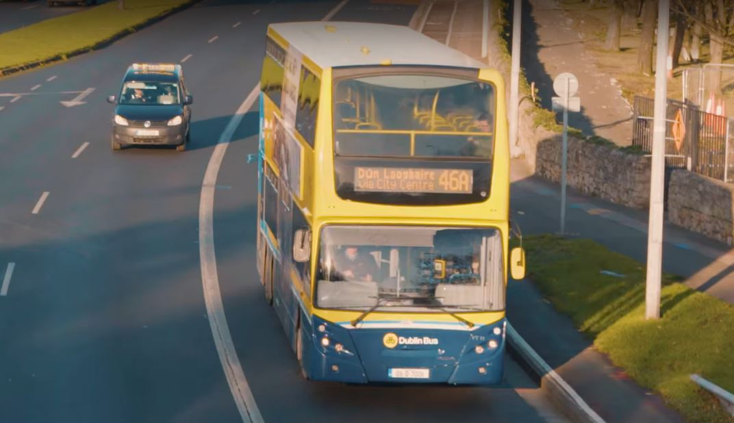 Ireland's Public Transport Company Customer Safety Concern