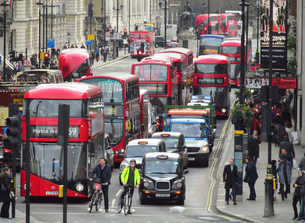 Can Technology Aid Congestion?